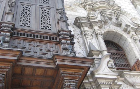 Basílica Catedral de Lima