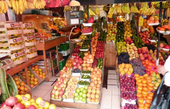 Mercado de San Isidro