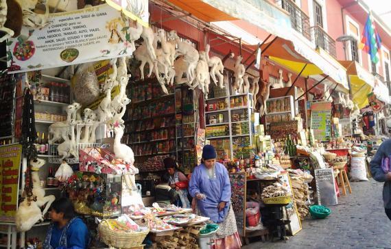 Hexen-Markt