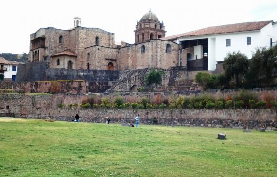 Templo del Sol Coricancha