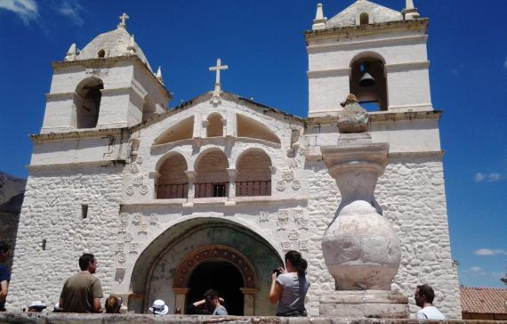 Iglesia de Maca