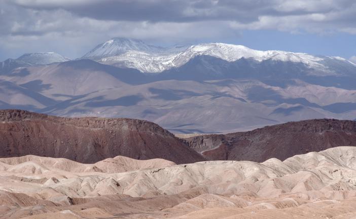 Triangulo mágico de los Andes