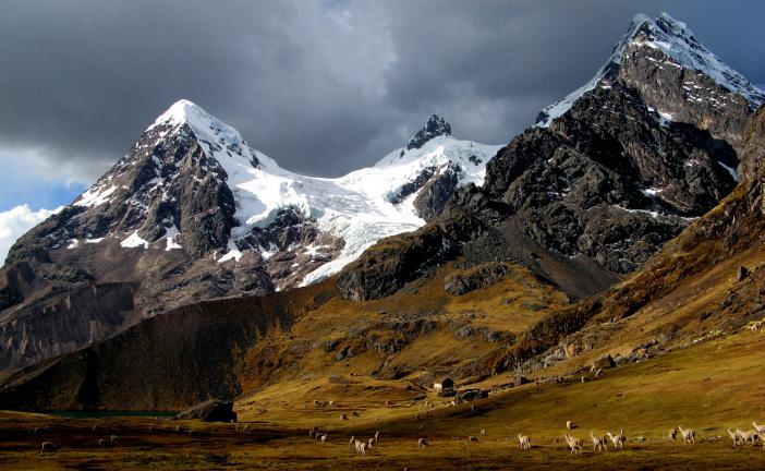 Große Reise in den Anden