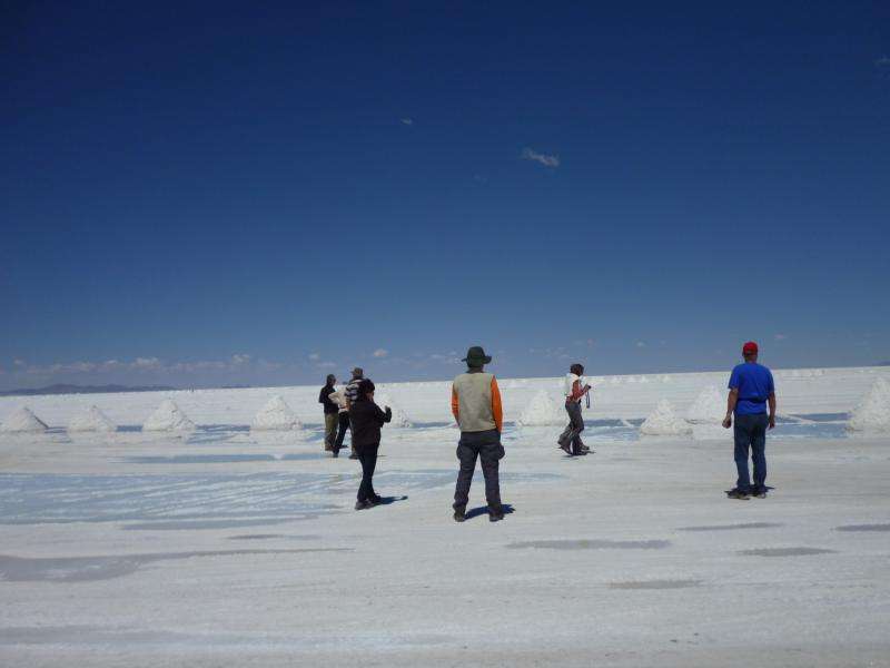 Große Reise in den Anden - 13