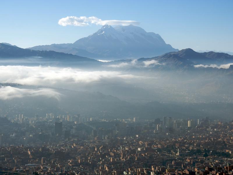 Große Reise in den Anden - 11