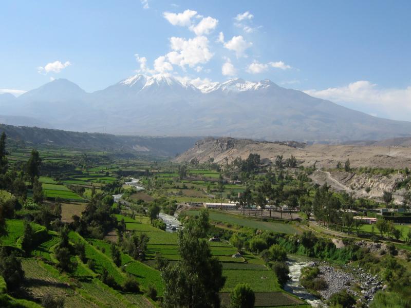 Große Reise in den Anden - 4