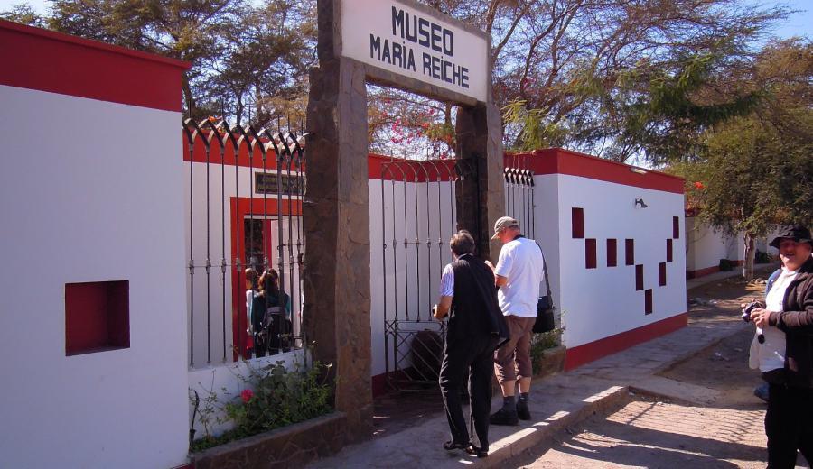 Nazca _Museo Maria Reiche