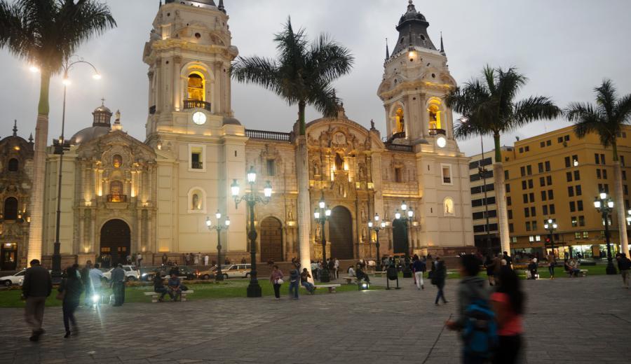 Lima_Basílica Catedral de Lima