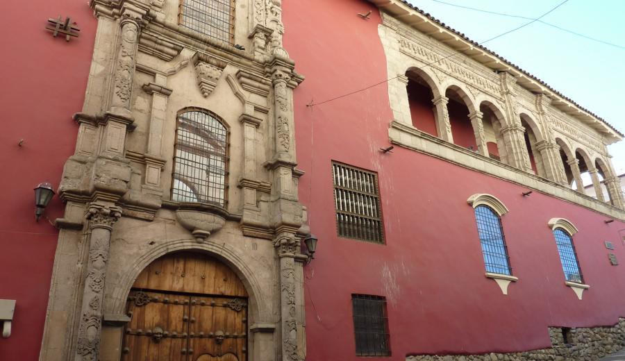 La Paz _Plaza Murillo