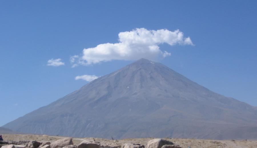 Arequipa_Volcán Misti
