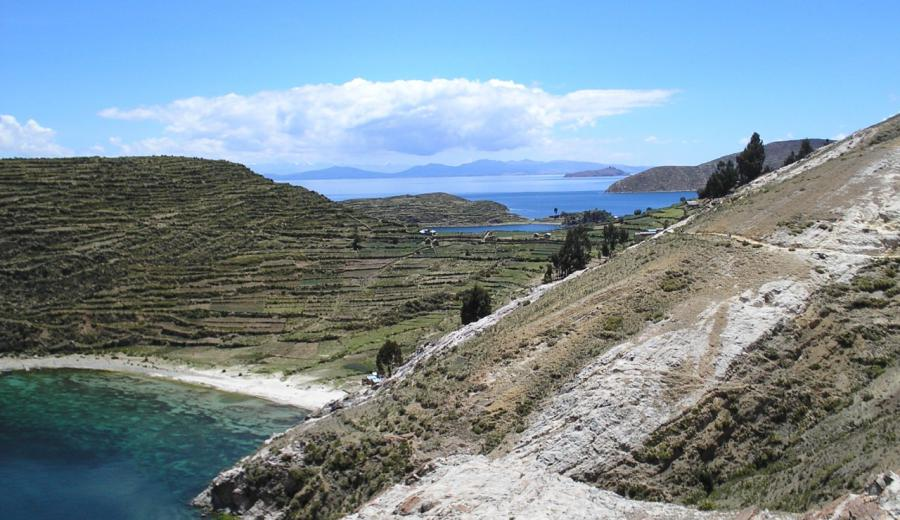 Titicaca See_Sonneninsel
