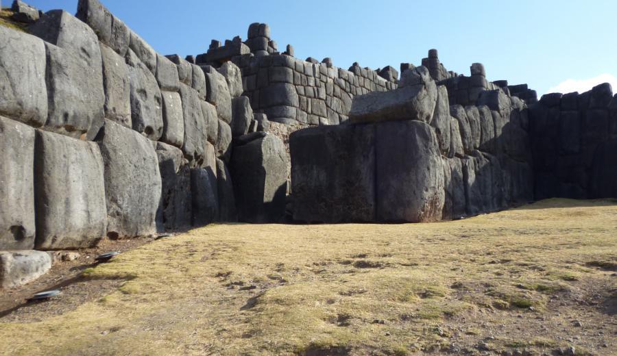 Cusco _Ruinas de Sacsayhuaman