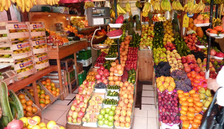 Lima_Mercado de San Isidro