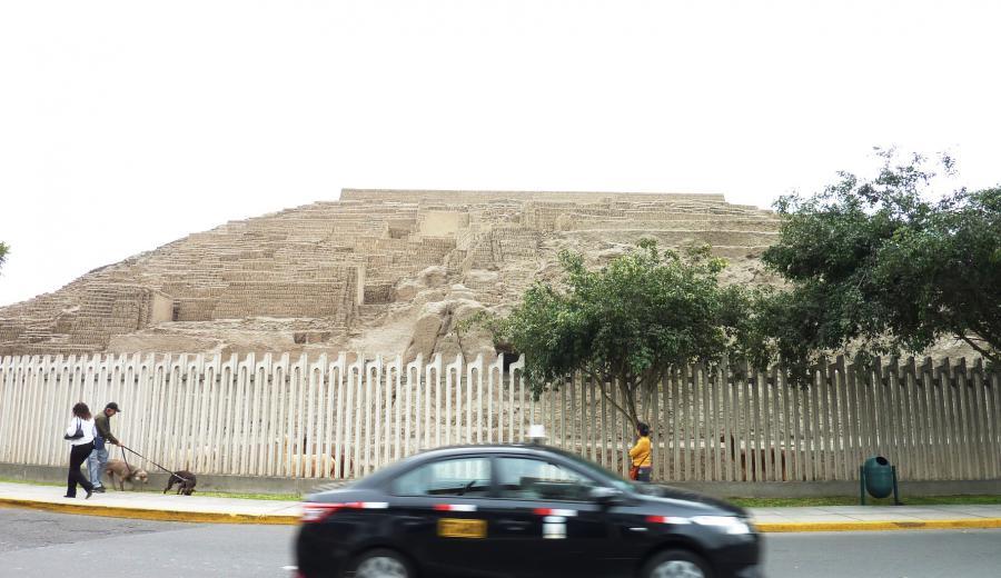 Lima_Huaca Pucllana