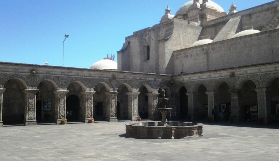 Arequipa_Compañía de Jesús