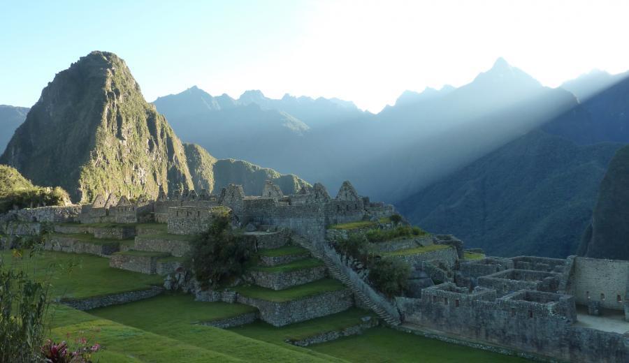 Machu Picchu_Machu Picchu