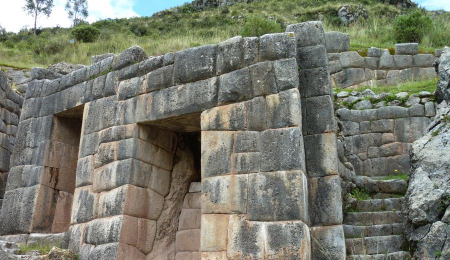 Cusco _Tambomachay