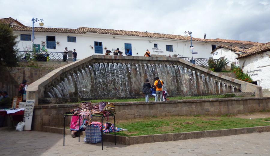 Cusco _Paccha San Blas