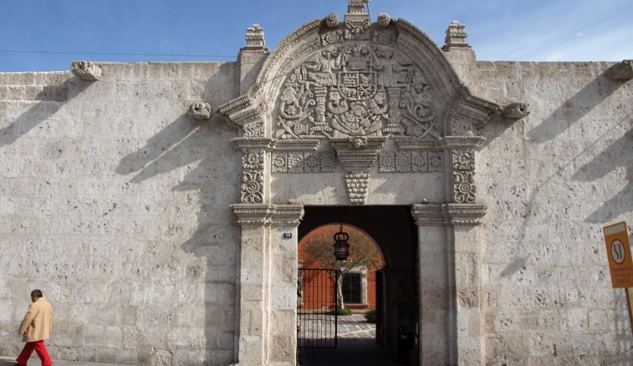 Arequipa_Casa del Moral