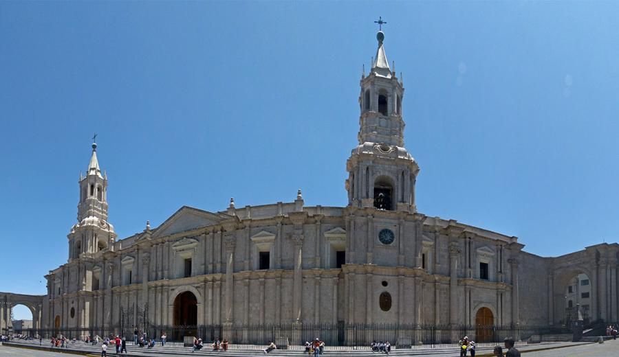 Arequipa_Kathedrale von Arequipa