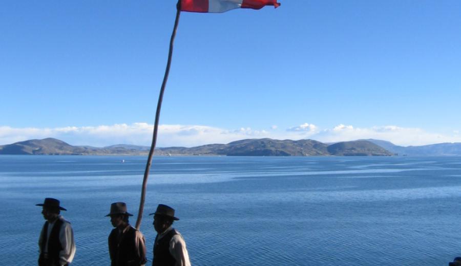 Titicaca See_Titicaca See