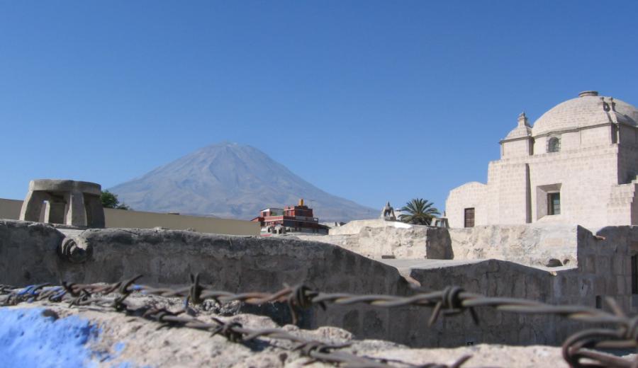 Titicaca See_Kloster Santa Catalina