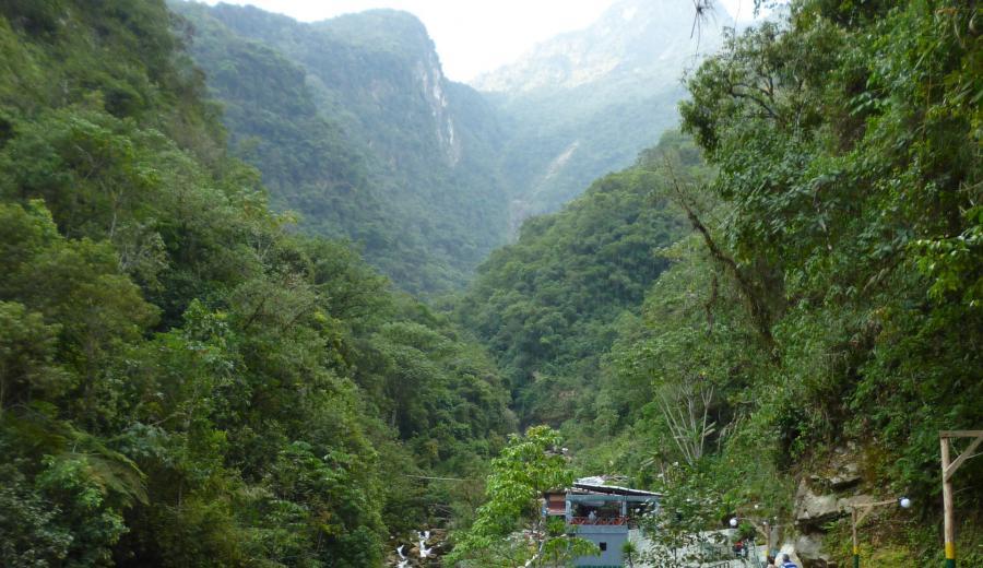 Perú_Aguas Calientes