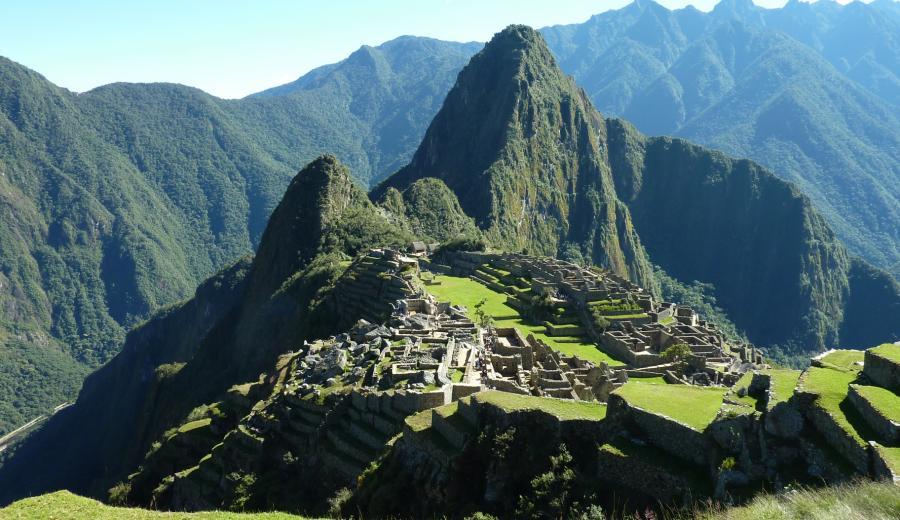 Peru_Aguas Calientes