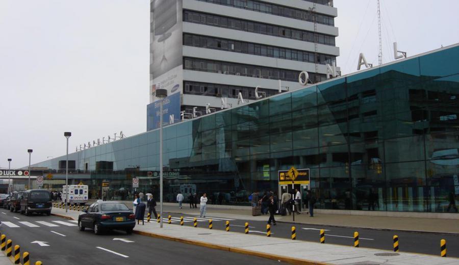Lima_Aeropuerto de Lima