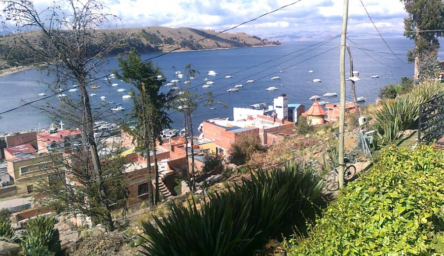 Titicaca See_Copacabana