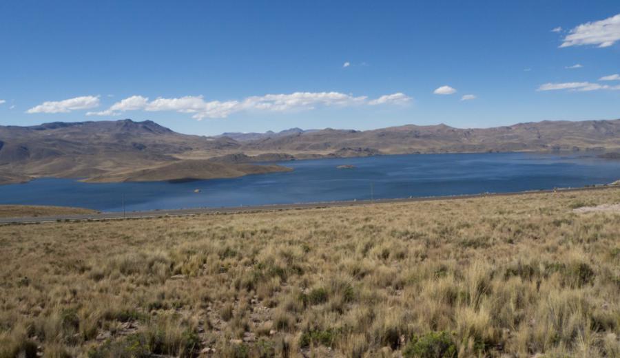 Titicaca See_Puno