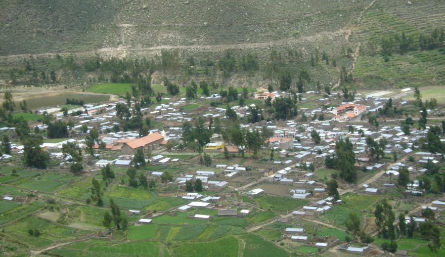 Perú_Chivay