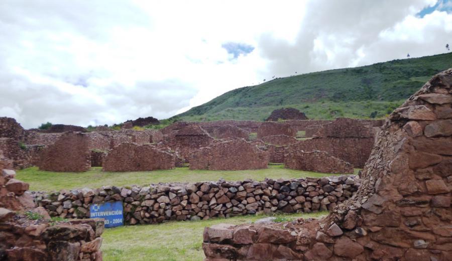 Cusco _Pikillacta Komplex