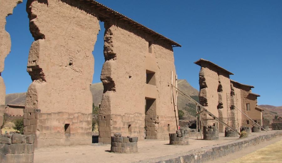 Cusco _Raqchi