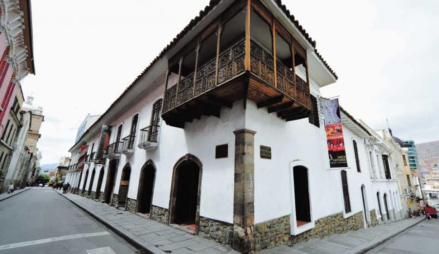 La Paz _Museo Nacional Etnográfico