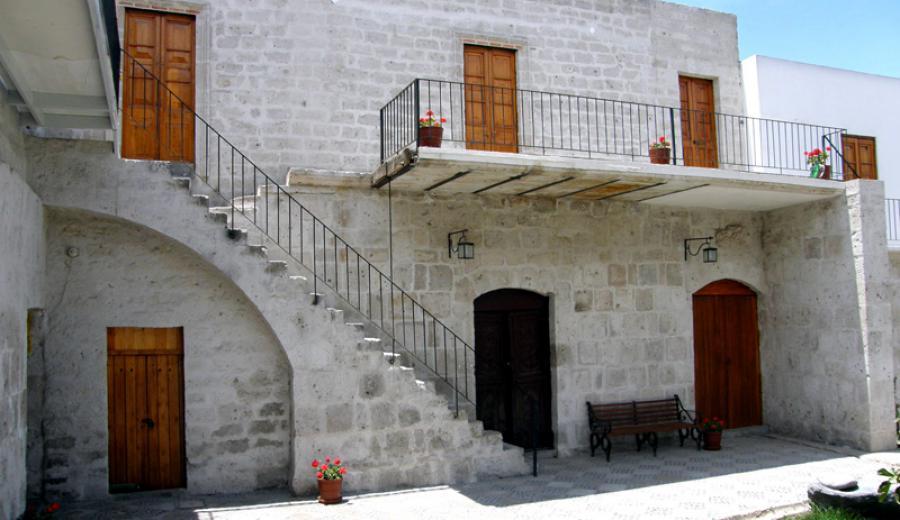 Titicaca See_Tambo de la Cabezona