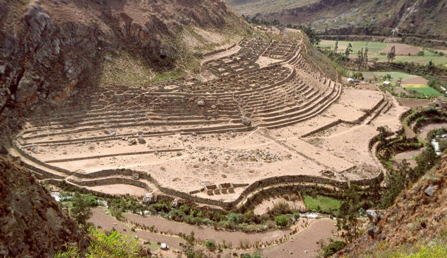 Cusco _Patallaqta